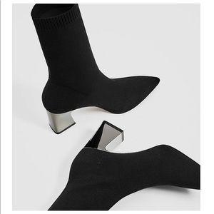 Zara Sock Boots